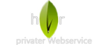 privater Webservice
