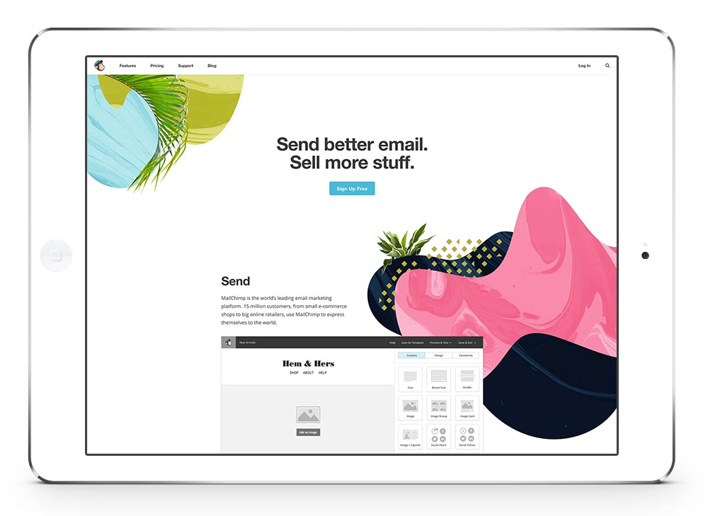 Mail Chimp Plugin